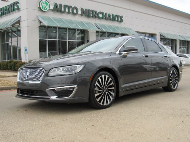 2017 Lincoln MKZ Black Label FWD NAVIGATION, PANORAMIC SUNROOF, BLIND SPOT MONITOR, HEATED/COOLED SEATS Plano TX