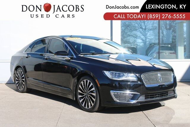 2017 Lincoln MKZ Black Label Lexington KY