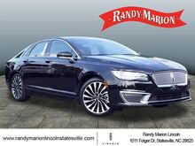 2017_Lincoln_MKZ_Hybrid Black Label_ Hickory NC