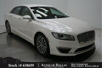 Lincoln MKZ Hybrid NAV,CAM,HTD STS,PARK ASST,18IN WHLS 2017