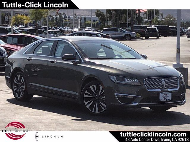 2017 Lincoln MKZ Hybrid Reserve Gas/Electric I-4 2.0 L/122