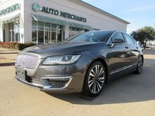 2017_Lincoln_MKZ Hybrid_Reserve NAV, BACKUP CAM,  HEATED/ COOLED SEATS, SUNROOF, POWER LIFTGATE,_ Plano TX