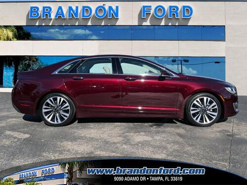 2017 Lincoln MKZ Hybrid Select Tampa FL