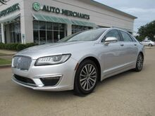 2017_Lincoln_MKZ_Premier FWD,Leather Seat,Back-Up Camera,Keyless Entry,Bluetooth Connection_ Plano TX