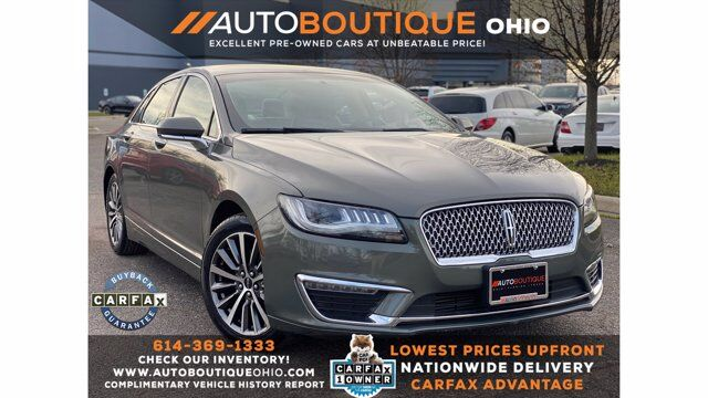 2017 Lincoln MKZ Premiere Columbus OH
