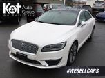 2017 Lincoln MKZ RESERVE! AWD! NAV! PANORAMIC SUNROOF! LEATHER!