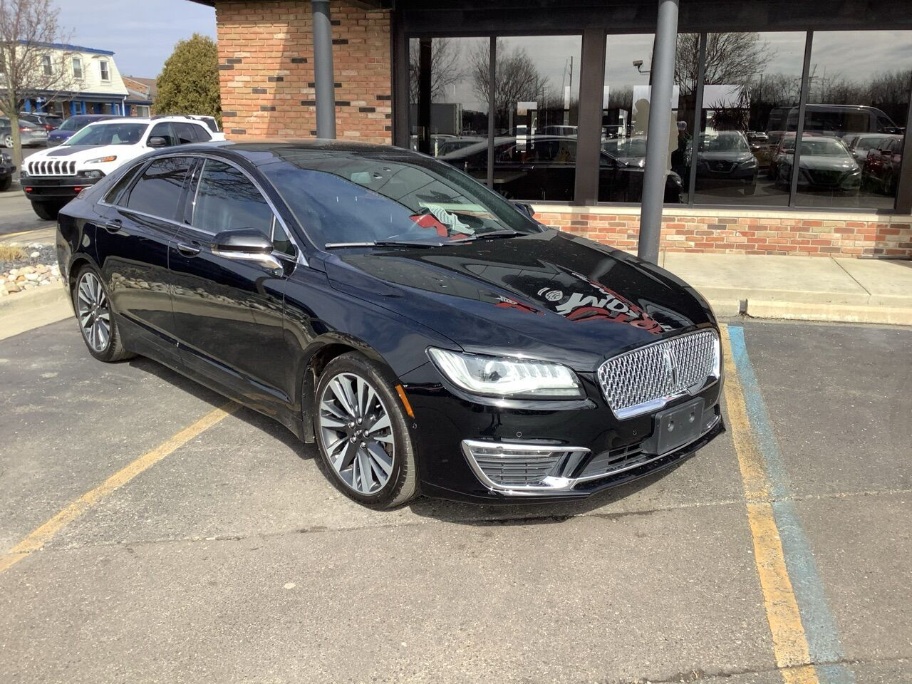 2017 Lincoln MKZ Reserve AWD 4dr Sedan Chesterfield MI