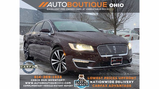 2017 Lincoln MKZ Reserve Columbus OH