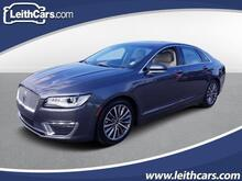 2017_Lincoln_MKZ_Reserve FWD_ Cary NC