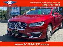 2017_Lincoln_MKZ_Reserve FWD_ Ulster County NY
