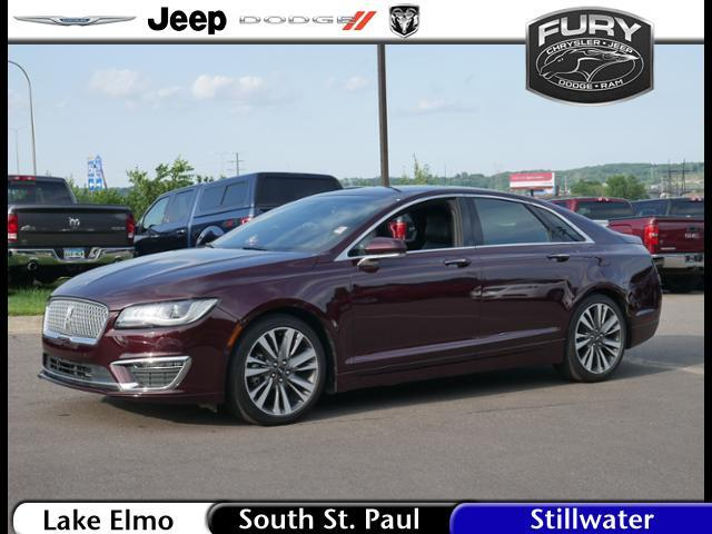 2017 Lincoln MKZ Reserve FWD Lake Elmo MN