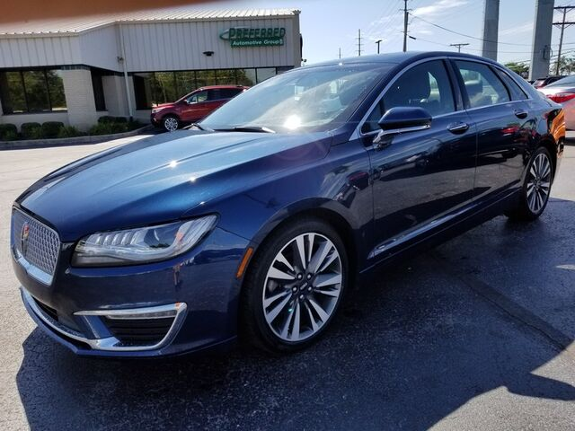 2017 Lincoln MKZ Reserve Fort Wayne Auburn and Kendallville IN