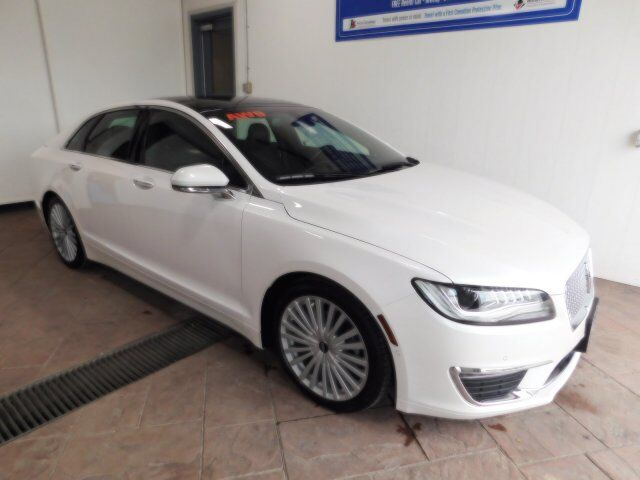 2017 Lincoln MKZ Reserve LEATHER NAVI SUNROOF Listowel ON