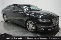 Lincoln MKZ Reserve NAV,CAM,SUNROOF,CLMT STS,BLIND SPOT 2017