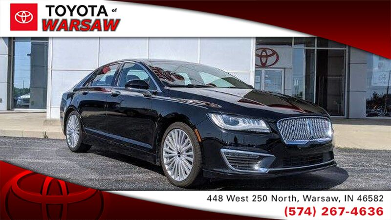 2017 Lincoln MKZ Reserve Warsaw IN