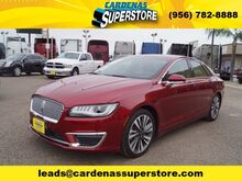 2017_Lincoln_MKZ_Select_ McAllen TX