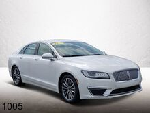 2017_Lincoln_MKZ_Select_ Belleview FL