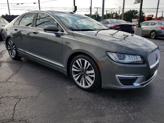 2017 Lincoln MKZ Select Fort Wayne Auburn and Kendallville IN