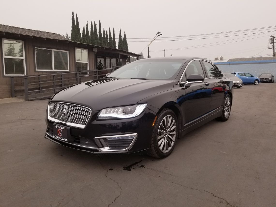 2017 Lincoln MKZ Select Hybrid Sedan 4D Hayward CA