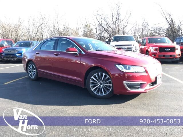 2017 Lincoln MKZ Select Milwaukee WI