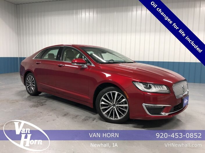 2017 Lincoln MKZ Select Plymouth WI