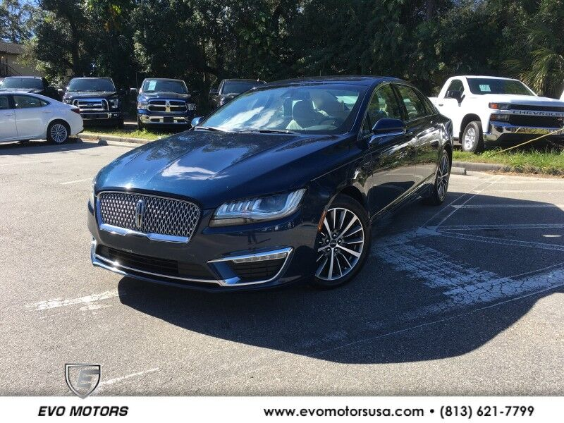 2017 Lincoln MKZ Select Seffner FL