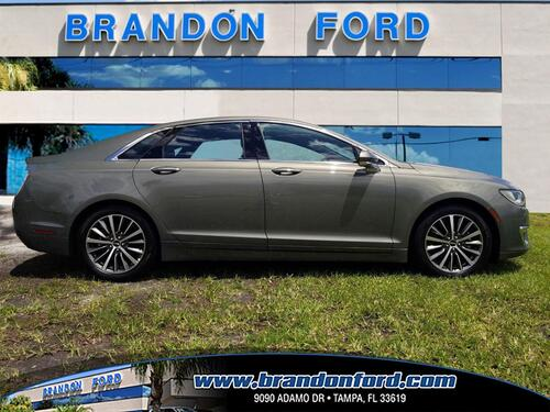 2017 Lincoln MKZ Select Tampa FL