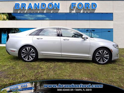 2017 Lincoln MKZ Select Tampa FL