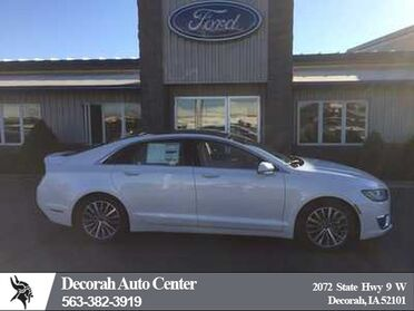 2017_Lincoln_MKZ_Select_ Decorah IA