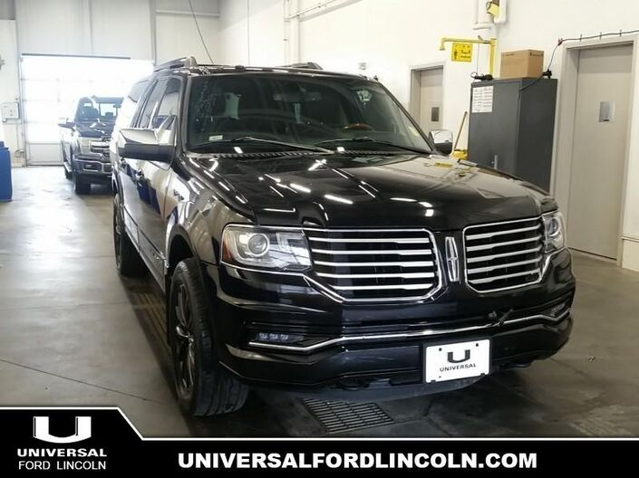 2017 Lincoln Navigator L Select  - Certified Calgary AB