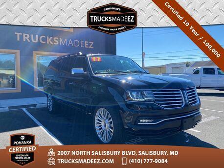 2017_Lincoln_Navigator_L Select 4WD ** Pohanka Certified 10 Year / 100,000  **_ Salisbury MD