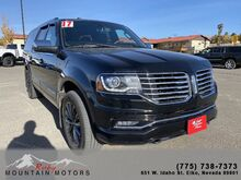 2017_Lincoln_Navigator L_Select_ Elko NV