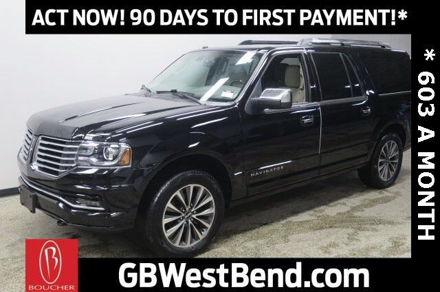 2017 Lincoln Navigator L Select West Bend WI
