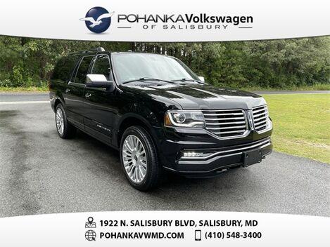 2017_Lincoln_Navigator_L Select_ Salisbury MD