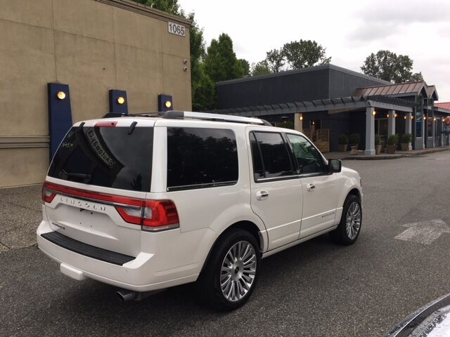 2017 Lincoln Navigator Select | Heated/Cooled Seats | Pwr Side Steps Coquitlam BC