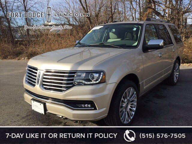 2017 Lincoln Navigator Select Fort Dodge IA