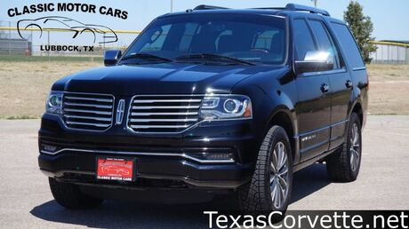 2017 Lincoln Navigator Select Lubbock TX