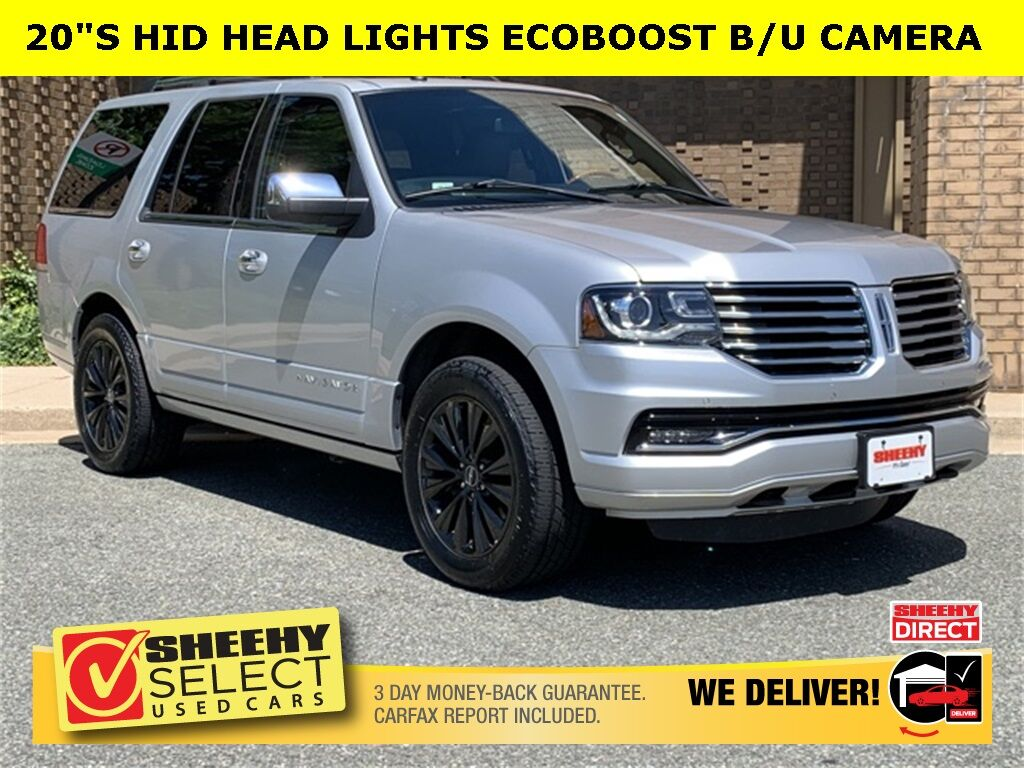 2017 Lincoln Navigator Select Gaithersburg MD