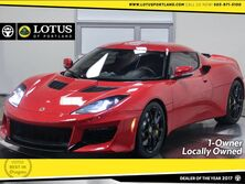 Lotus Evora 400 1-Owner Locally Owned 2017