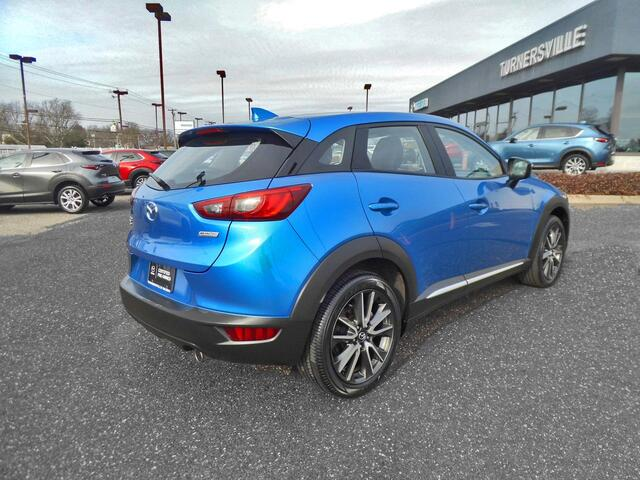 2017 MAZDA CX-3 GT - All Wheel Drive - Leather - Moonroof - Navigation Maple Shade NJ