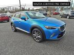2017 MAZDA CX-3 GT - All Wheel Drive - Leather - Moonroof - Navigation