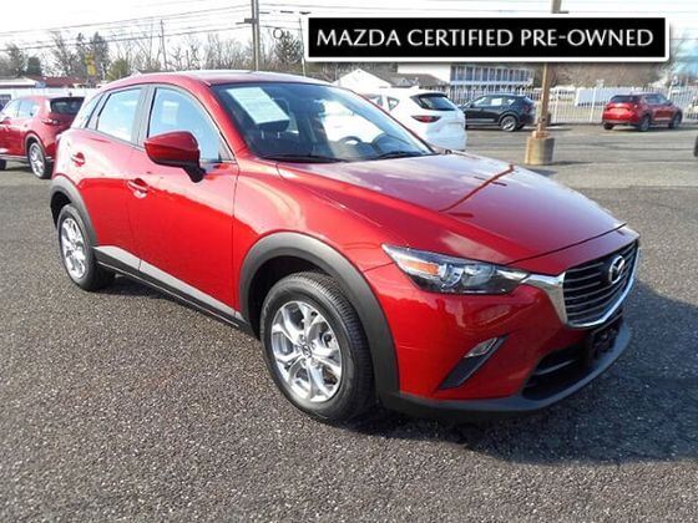 2017 MAZDA CX-3 Sport - Back-up - Bluetooth - Auto Trans 26194 MI Maple Shade NJ