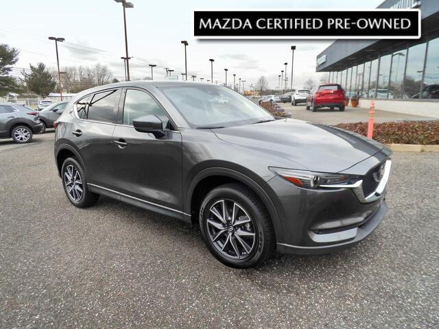 2017 MAZDA CX-5 GT- AWD - Leather - Moonroof -BOSE - Navigation - 23852 MI Maple Shade NJ
