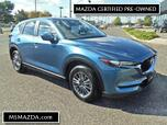 2017 MAZDA CX-5 TOURING AWD - Leatherette - Blind Spot Alert - Navigation - 22822 MI