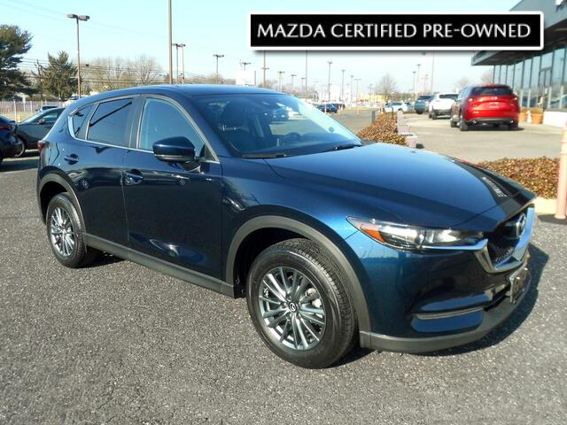 2017 MAZDA CX-5 TOURING AWD -Heated  Leatherette - Moonroof - BOSE -Navigation Maple Shade NJ