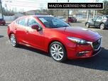 2017 MAZDA MAZDA3 4-Door GT - 2.5 ltr - MOONROOF - LEATHER -