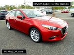 2017 MAZDA MAZDA3 4-Door Touring - Blind Spot/ Cross Traffic Alert - Back-up Camera - 14631 MI