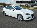 2017 MAZDA MAZDA3 4-Door Touring - Blind Spot/ Cross Traffic Alert - Back-up Camera - 21687 MI
