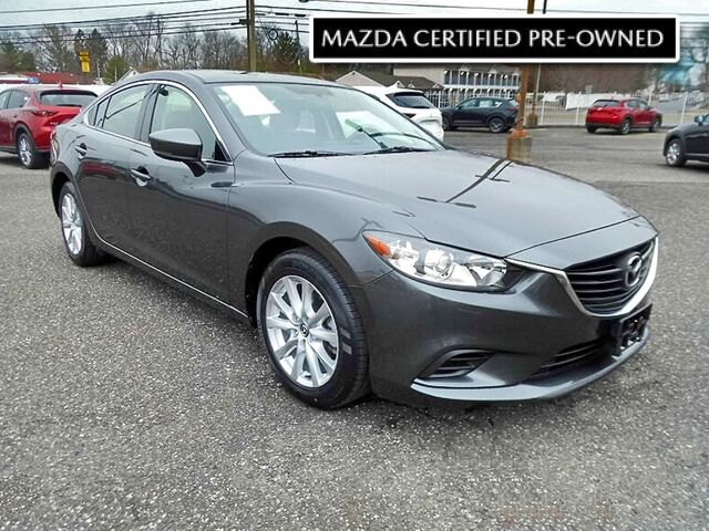 2017 MAZDA MAZDA6 Sport - Back-up - Bluetooth - Auto Trans Maple Shade NJ