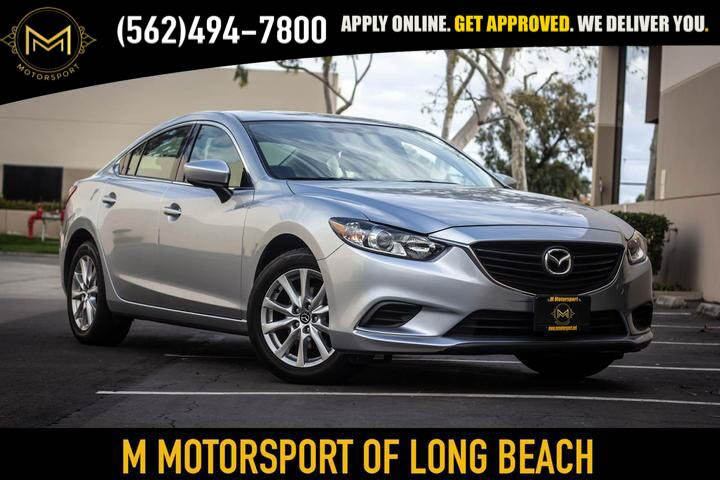 Used Mazda Mazda6 Long Beach Ca